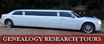 Genealogy Research Tours