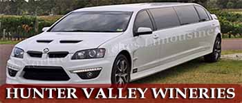 Hunter Valley Limousine Hire